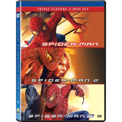 Spider-Man 1-3 (DVD) - image 1 of 1
