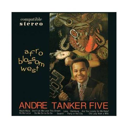 Andre Tanker - Afro Blossom West (Vinyl) - image 1 of 1