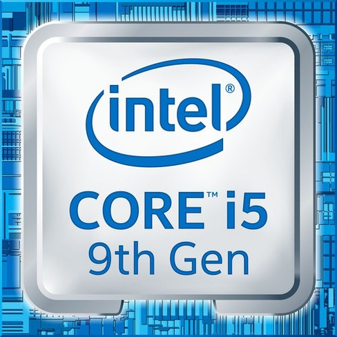 boxed core i5-9600 proc 9m cache up to 4.6ghz fc-lga14c - image 1 of 1