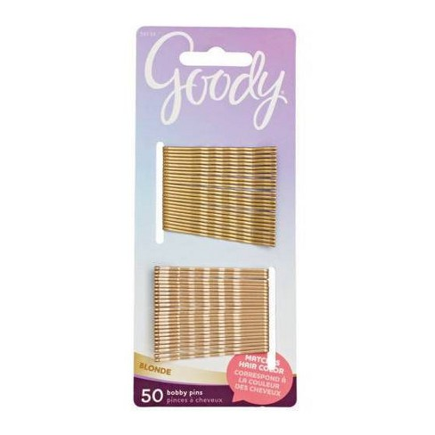 Goody Colour Collection Bobby Pin - Blond - 50ct - image 1 of 2