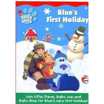 Blue's Clues: Blue's First Holiday (DVD)(2003)