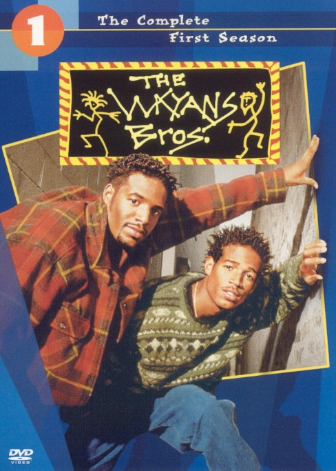 Wayans bros:Complete first season (DVD) - image 1 of 1