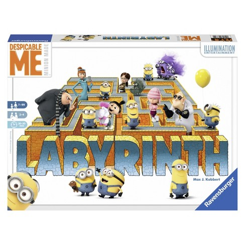 Despicable Me Labyrinth Board Game - image 1 of 2