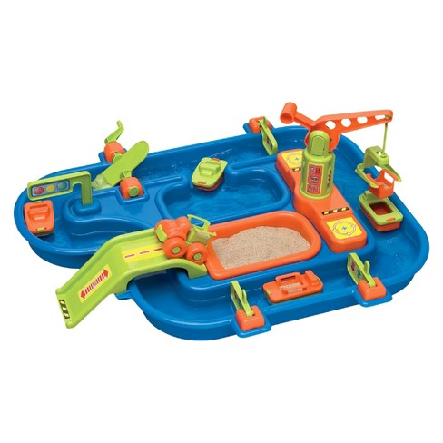 American Plastic Toys Sand And Water Play Set - image 1 of 2