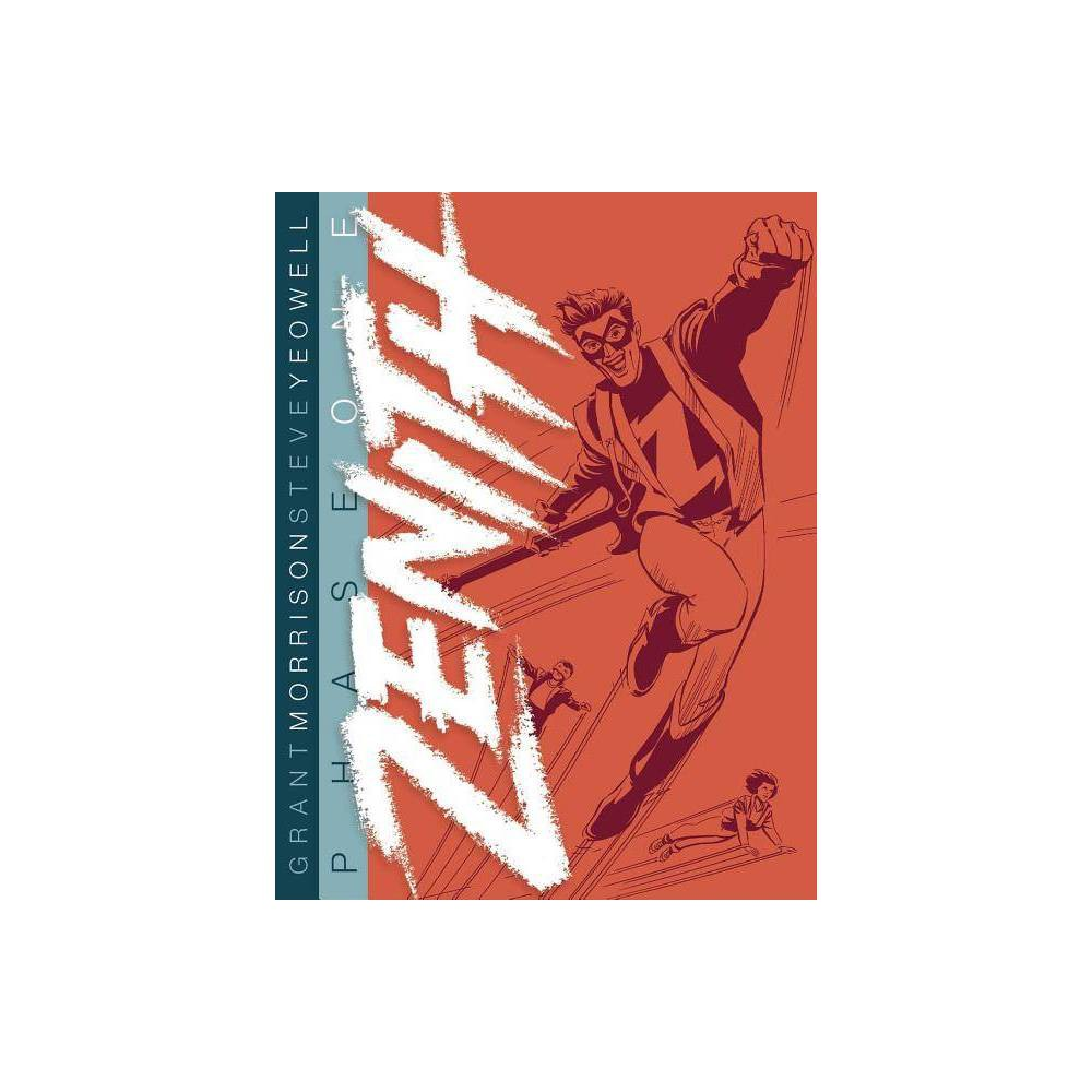 Zenith Phase One By Grant Morrison Steve Yeowell Hardcover