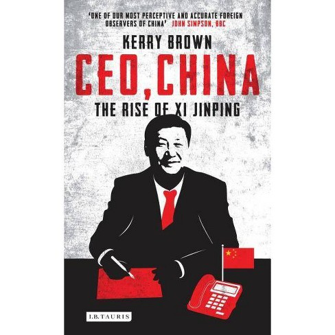 Ceo, China - by  Kerry Brown (Hardcover) - image 1 of 1