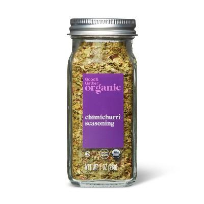 Organic Chimichurri Seasoning - 1oz - Good & Gather™