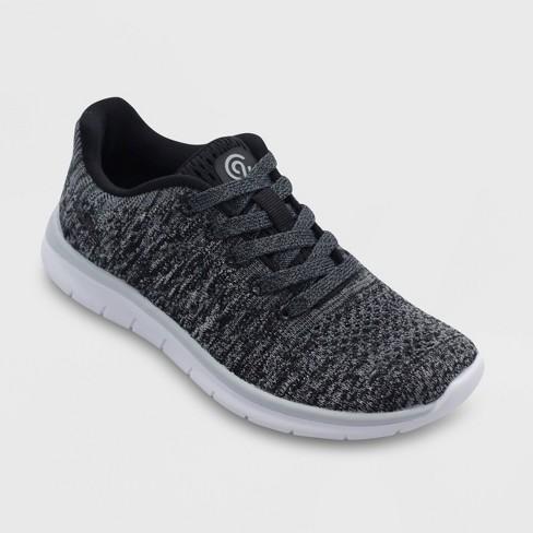 Boys' Focus Performance Athletic Shoes - C9 Champion® Black - image 1 of 3