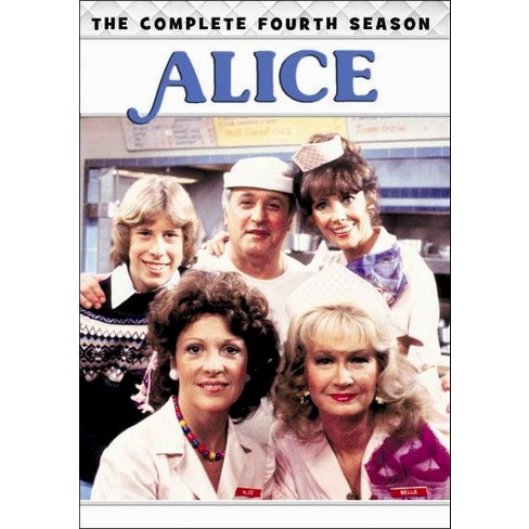 Alice: The Complete Fourth Season (DVD) - image 1 of 1