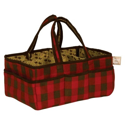 Northwoods Diaper Caddy