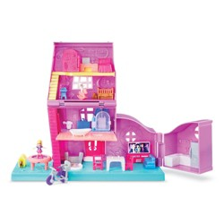Polly Pocket Pollyville Polly's Pocket House