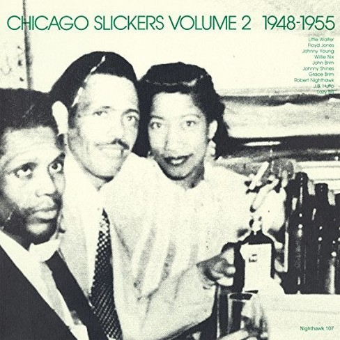 Various - Chicago Slickers Volume 2 1948-1955 (Vinyl) - image 1 of 1