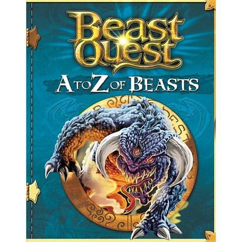 A to Z of Beasts - (Beast Quest (Unnumbered)) by  Adam Blade (Hardcover) - image 1 of 1