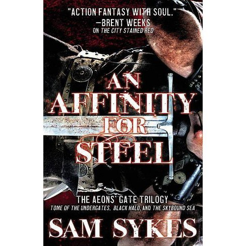 An Affinity for Steel - (Aeons' Gate Trilogy) by  Sam Sykes (Paperback) - image 1 of 1