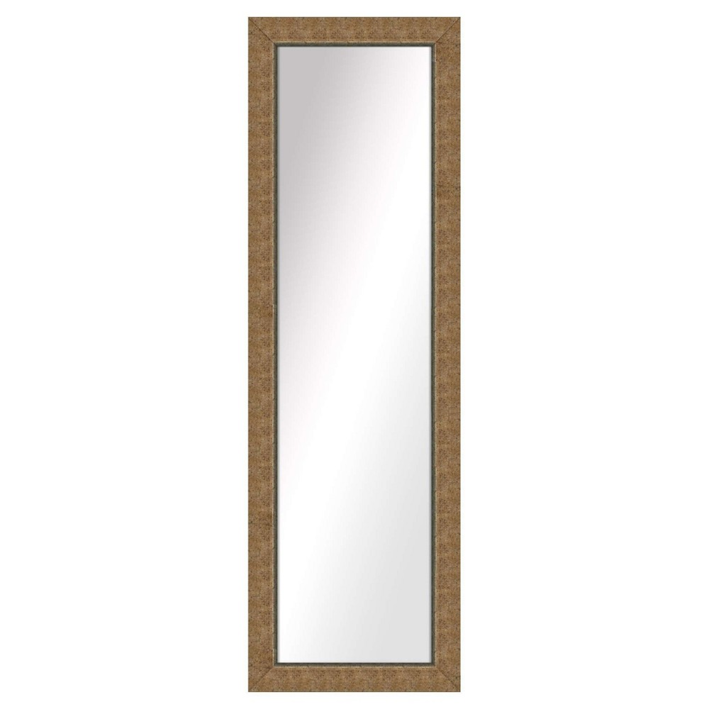 Image of Floor Mirror PTM Images Gold