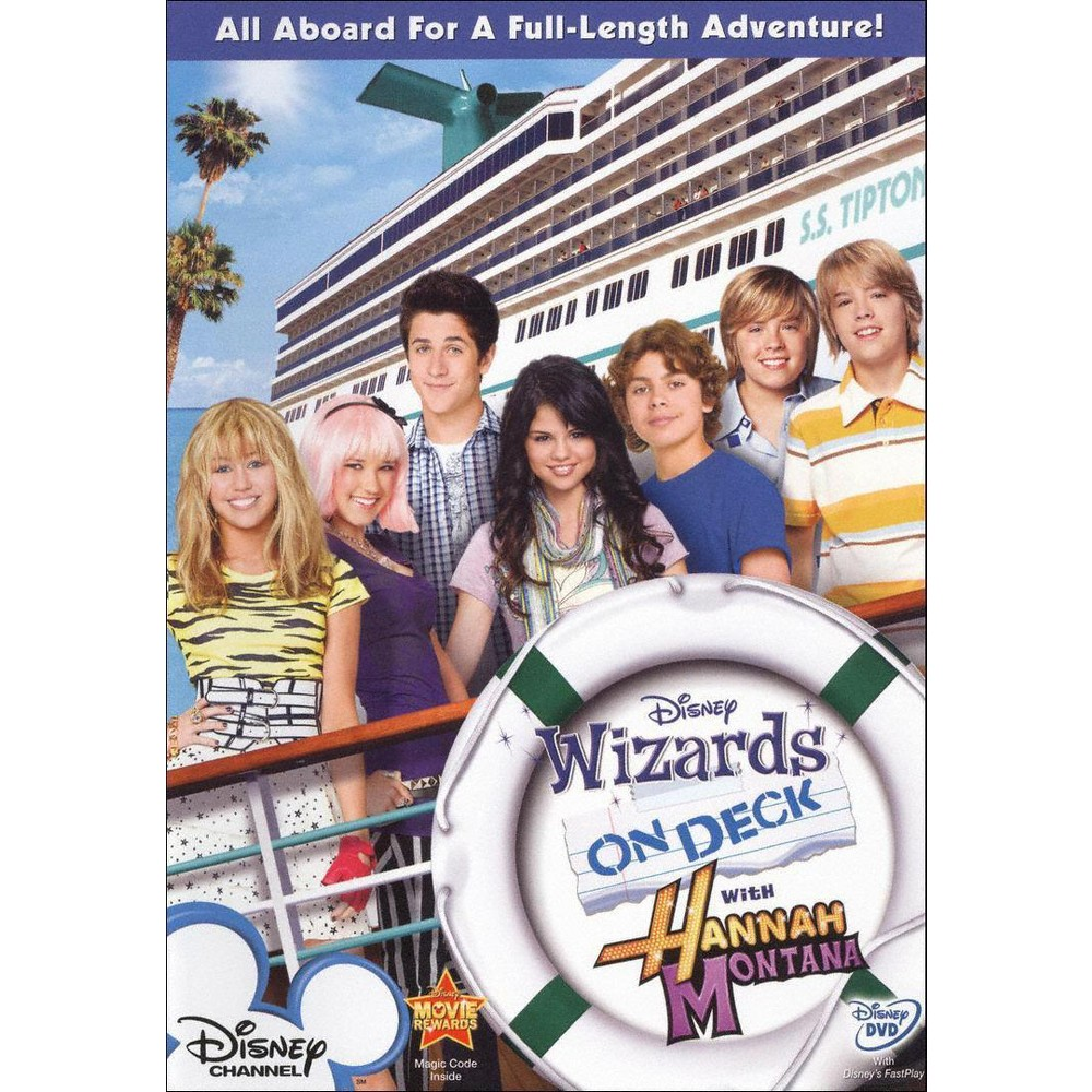Wizards on Deck with Hannah Montana (DVD) Compare