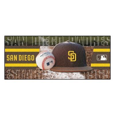 "MLB San Diego Padres 30""x72"" Runner Rug"