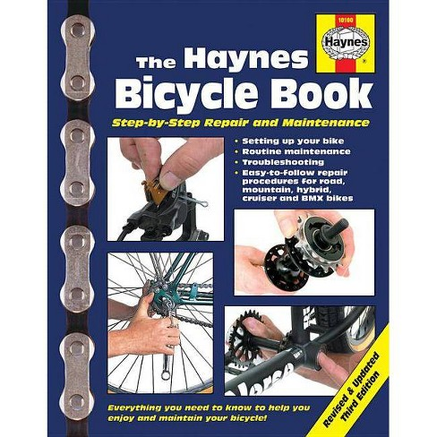 The Haynes Bicycle Book (3rd Edition) - by  Bob Henderson (Paperback) - image 1 of 1
