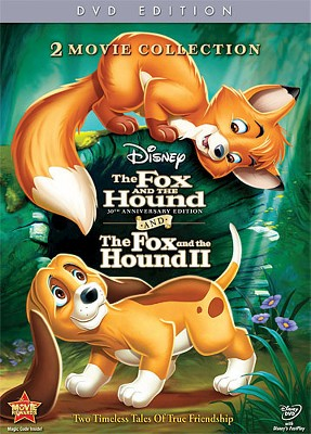 The Fox and the Hound/Fox and the Hound II [30th Anniversary Edition] [2 Discs]