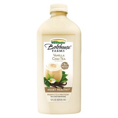 Bolthouse Farms Protein Vanilla Chai Tea - 52oz