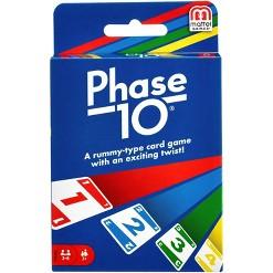 PHASE 10 Card Game, Kids Unisex