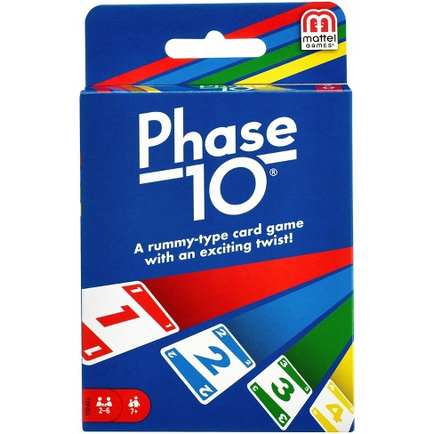 Phase 10 Card Game - image 1 of 4