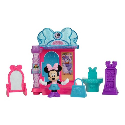 Fisher-Price Disney Minnie Mouse Shop N' Stack Minnie Playset - image 1 of 4