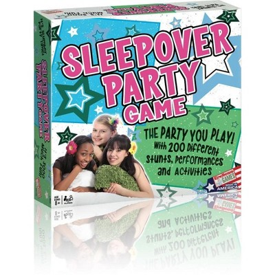 Sleepover Party Game Board Game