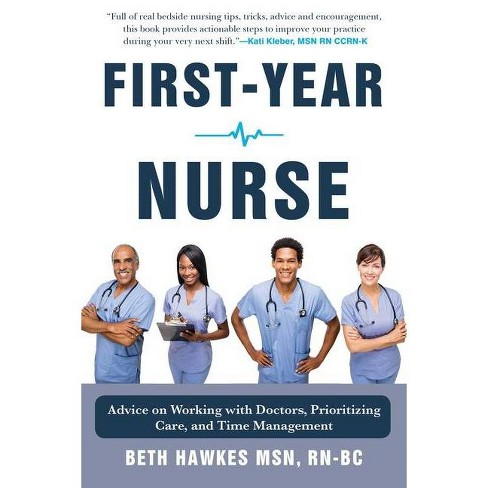 First-Year Nurse - by  Beth Hawkes (Hardcover) - image 1 of 1