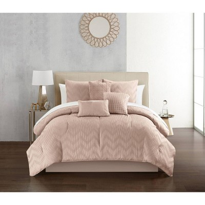 10pc Holly Bed In a Bag Comforter Set - Chic Home Design
