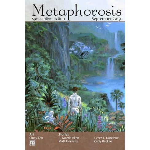 Metaphorosis September 2019 - (Metaphorosis Magazine) by  Metaphorosis Magazine (Paperback) - image 1 of 1