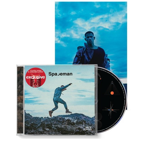 Nick Jonas - Spaceman (Target Exclusive, CD) - image 1 of 2
