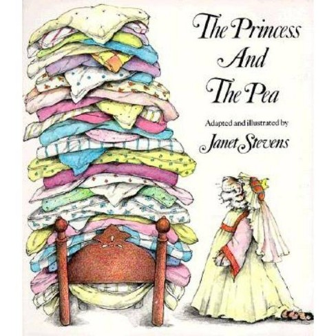 The Princess and the Pea - by  Hans Christian Andersen (Paperback) - image 1 of 1