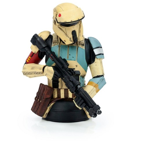 Rogue One: A Star Wars Story Shoretrooper Statue | 7-Inch Character Resin Bust - image 1 of 6