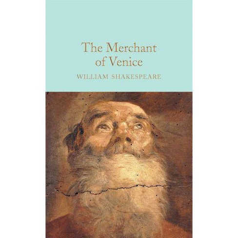 The Merchant of Venice - (MacMillan Collector's Library) by  William Shakespeare (Hardcover) - image 1 of 1