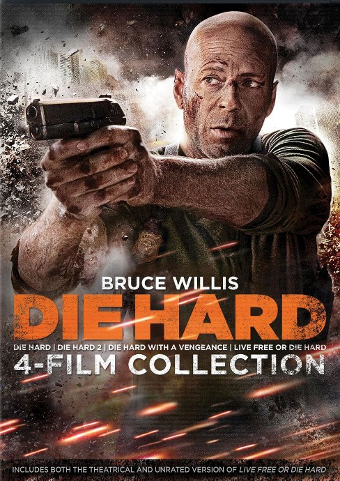 Die Hard: Ultimate Collection [4 Discs] - image 1 of 1