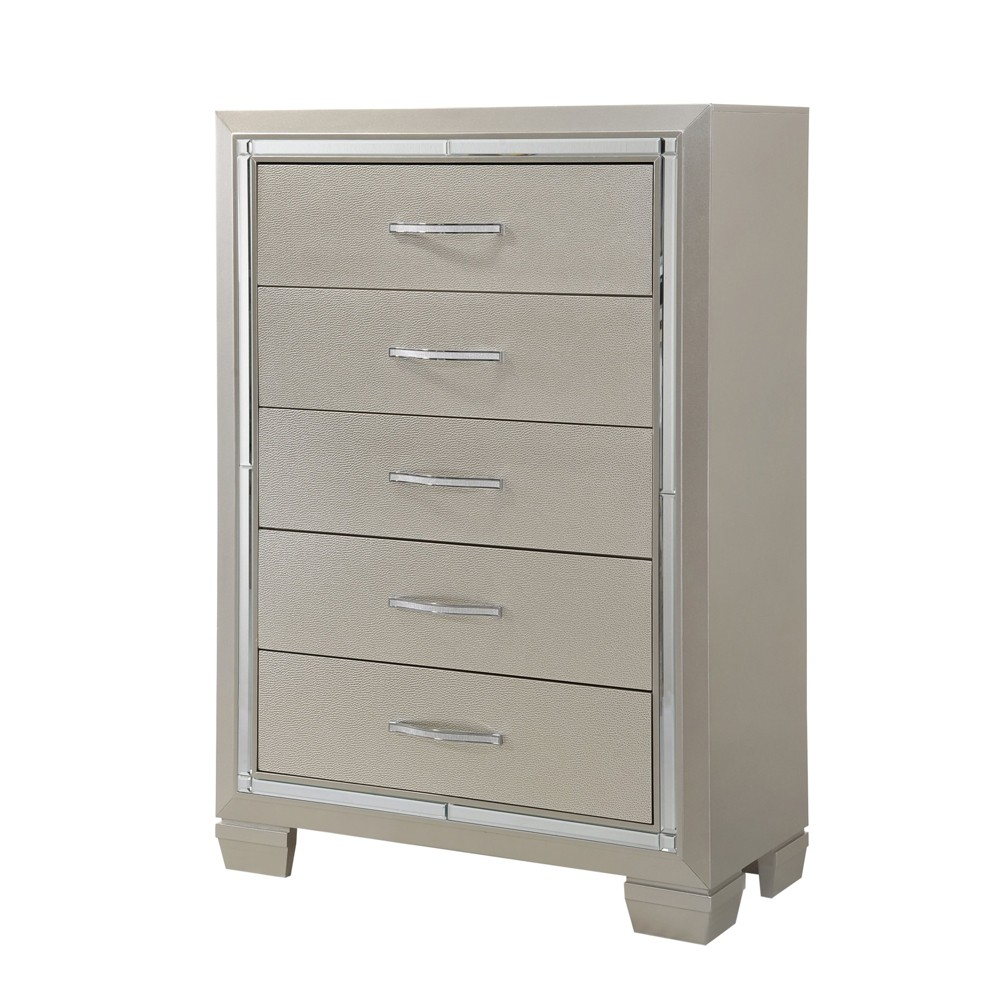 Glamour Chest Champagne - Picket House Furnishings