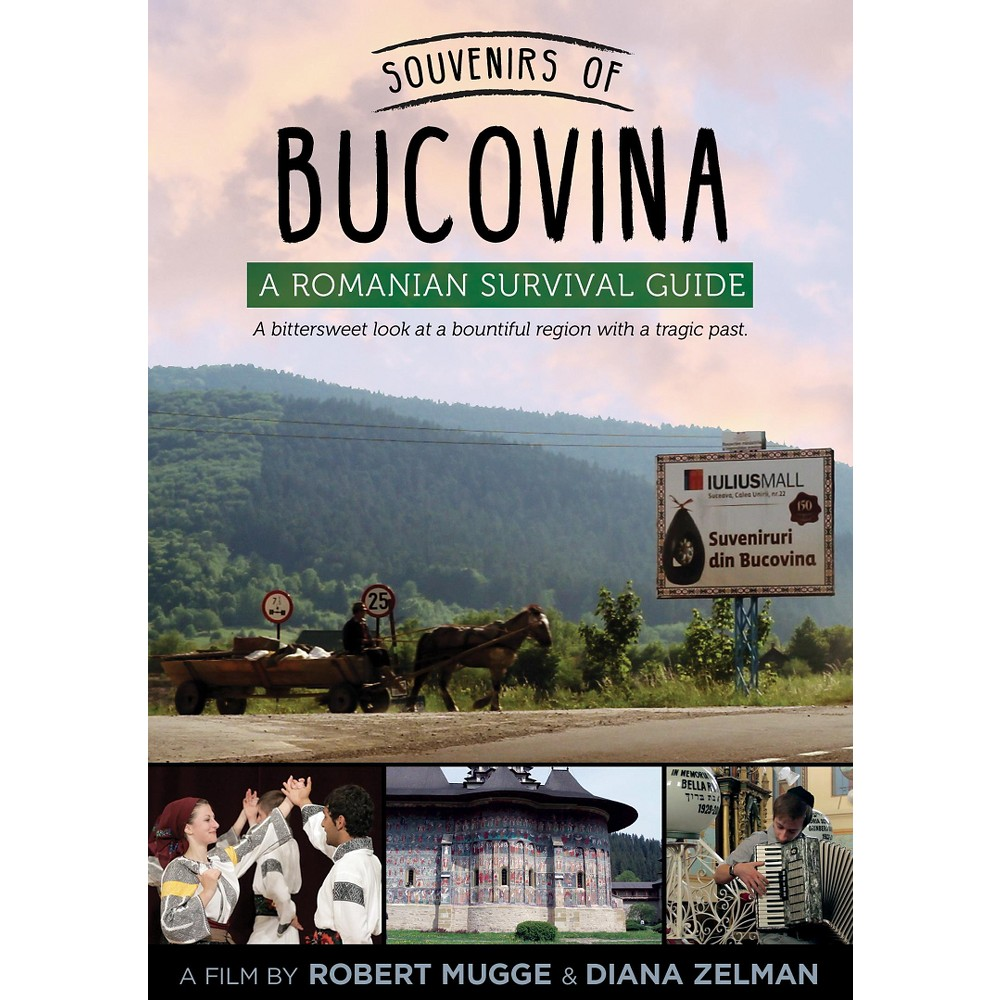 Souvenirs Of Bucovina:Romanian Surviv (Dvd)