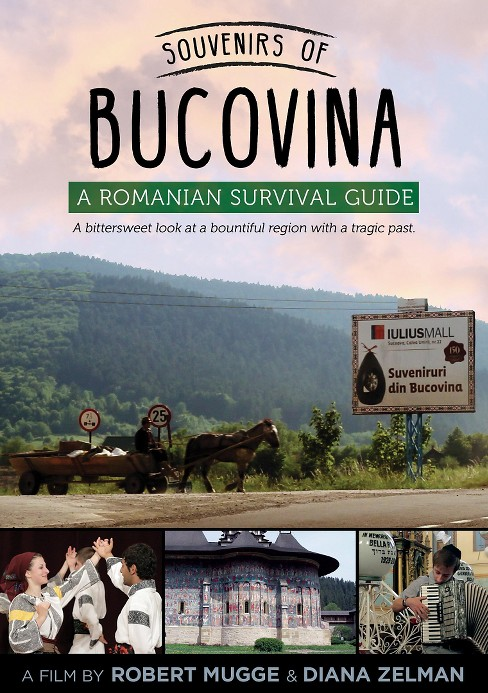 Souvenirs of bucovina:Romanian surviv (DVD) - image 1 of 1