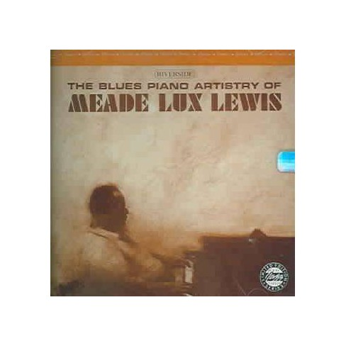 Meade Lux Lewis - Blues Piano Artistry (CD) - image 1 of 1