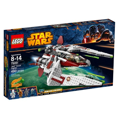 LEGO® Star Wars™ Jedi™ Scout Fighter 75051 - image 1 of 7