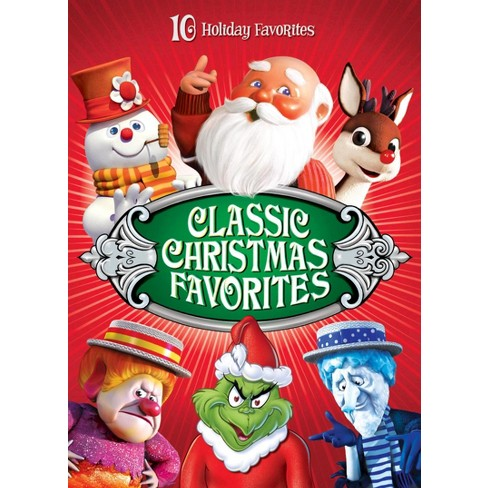 Classic Christmas Favorites (4 Discs) (DVD) - image 1 of 1
