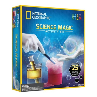 National Geographic Explorer Science Series - Science Magic Kit