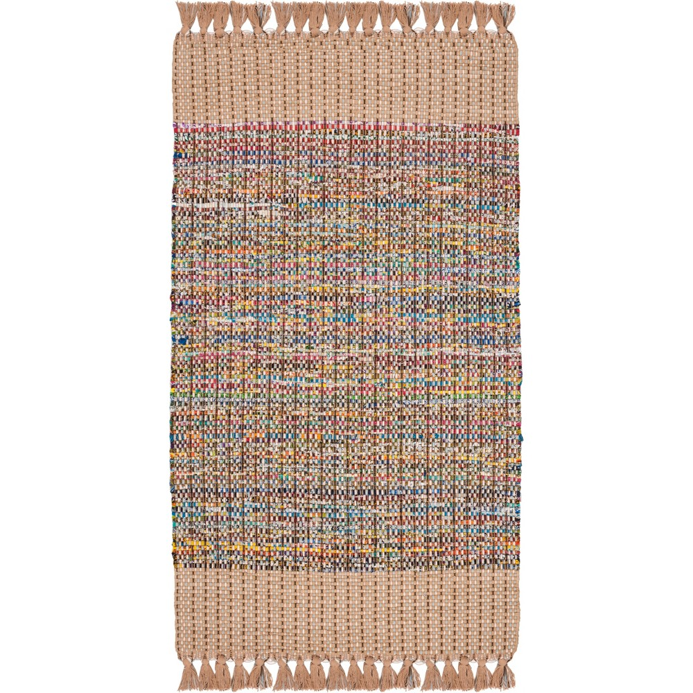 3'X5' Solid Accent Rug Beige - Safavieh, Beige/Multi-Colored