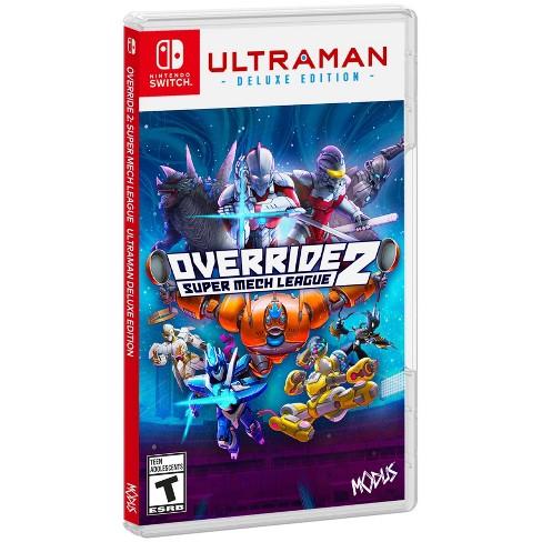 Override 2: Ultraman Deluxe Edition - Nintendo Switch - image 1 of 4