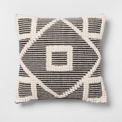 Black Diamond Throw Pillow - Opalhouse™