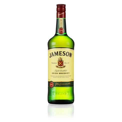 Jameson® Irish Whiskey - 1L Bottle - image 1 of 3