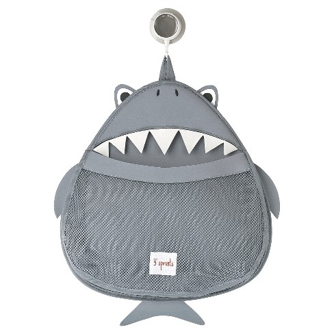 3 Sprouts Baby Bath Organizer - Shark - image 1 of 2