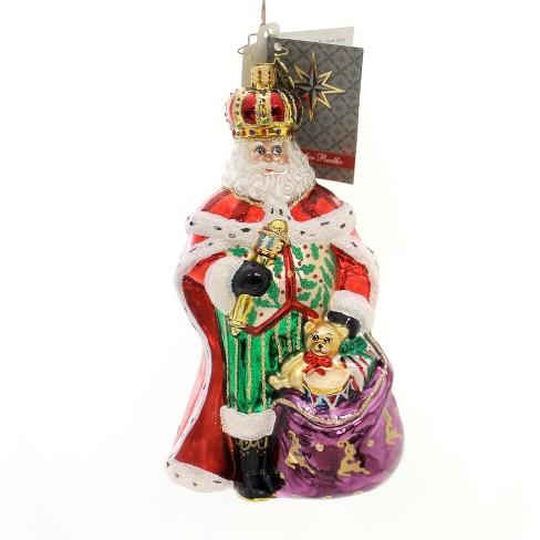 Christopher Radko His Royal Highness Ornament Christmas Santa Bishop - image 1 of 2