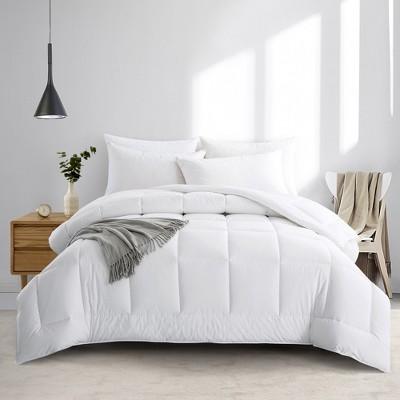 Puredown All Season White Down Alternative Comforter
